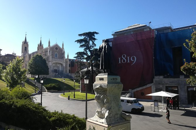Skip-the-Line Prado Museum English Guided Tour for Maximum of 4 People
