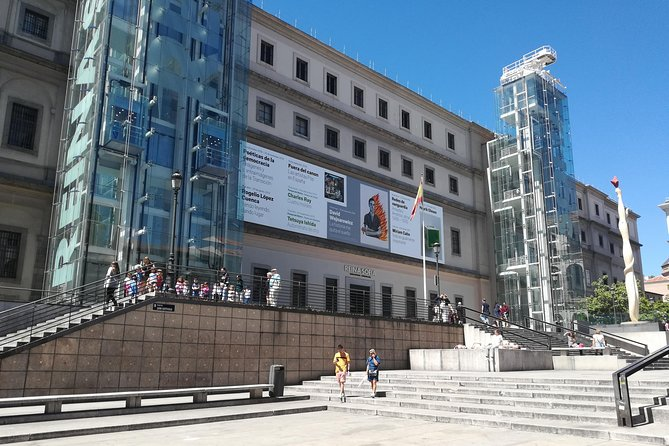 Private visit in the Reina Sofía Museum with Entrance and Guide