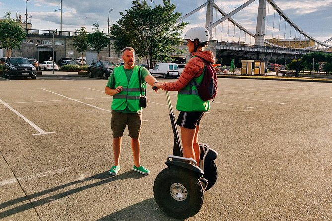 Segway around Moscow (Small Group) photo 7