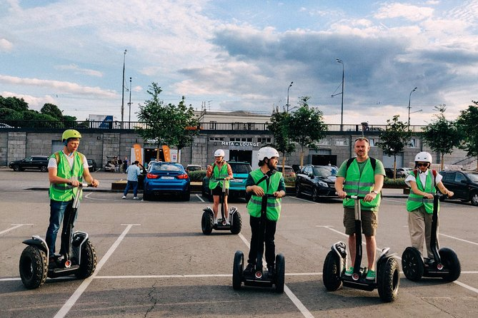 Segway around Moscow (Small Group) photo 14