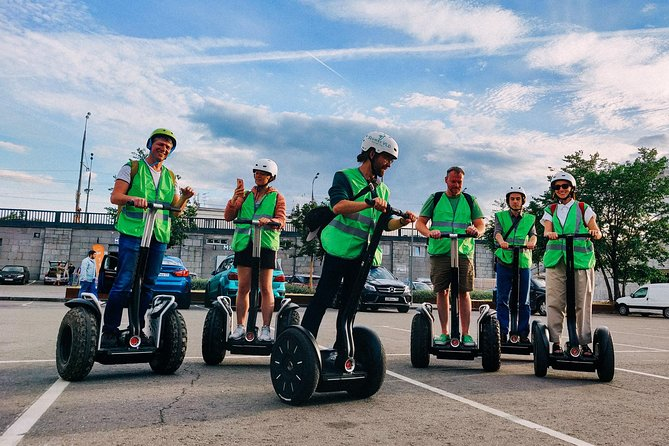 Segway around Moscow (Small Group) photo 20