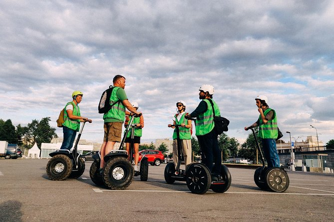 Segway around Moscow (Small Group) photo 16
