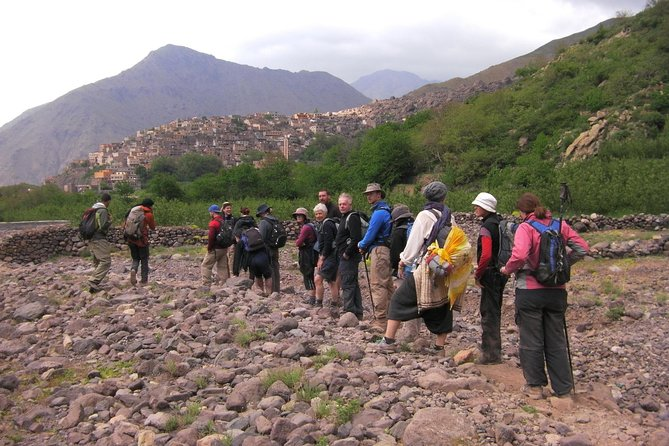 Atlas Mountains and 4 Valleys Guided Day Trip from Marrakech