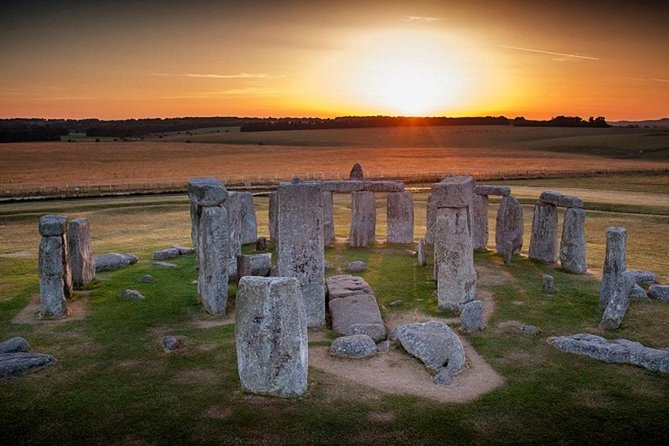 Stonehenge Inner Circle Access Day Trip from London Including Windsor photo 8