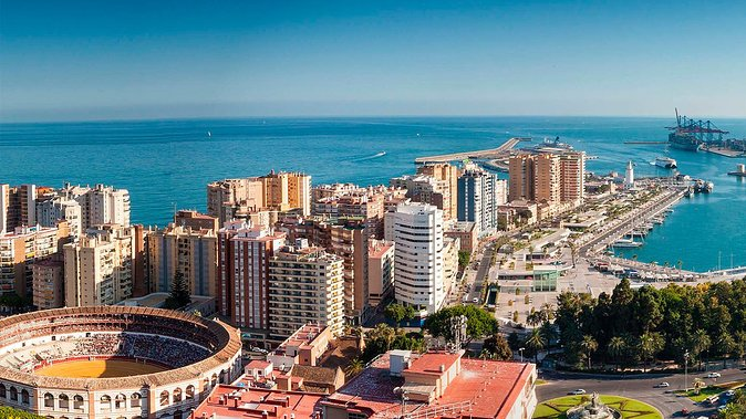 From Malaga Port: Private Guided Tour to Málaga (cruise passengers)