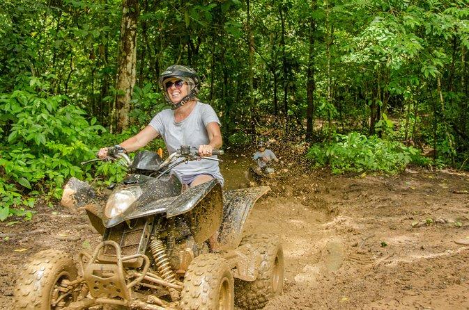 Jungle & River ATV Adventure / 3 hours