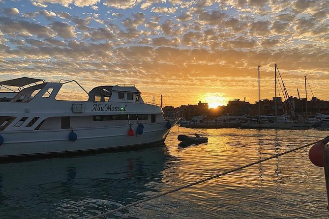 Private Sunset Sea Trip - Hurghada