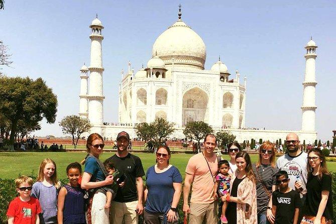 The Golden Triangle Tour (Delhi-Agra-Jaipur-Delhi) - 3N 4D