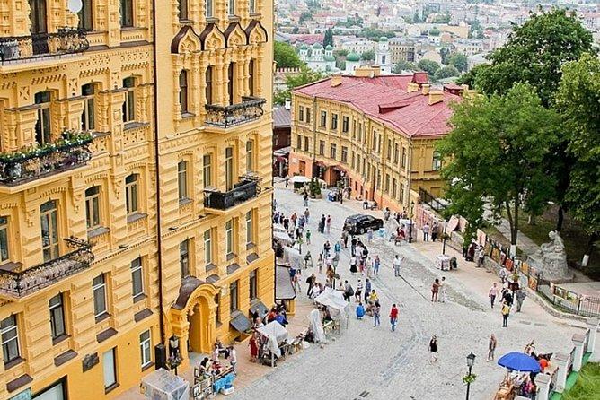 Private 3-Hour Kiev Walking Tour
