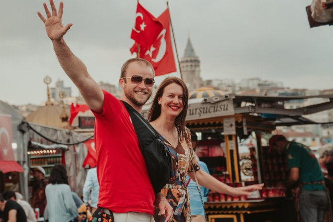 Local tour in Istanbul