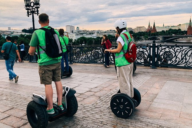 Segway around Moscow (Small Group) photo 23