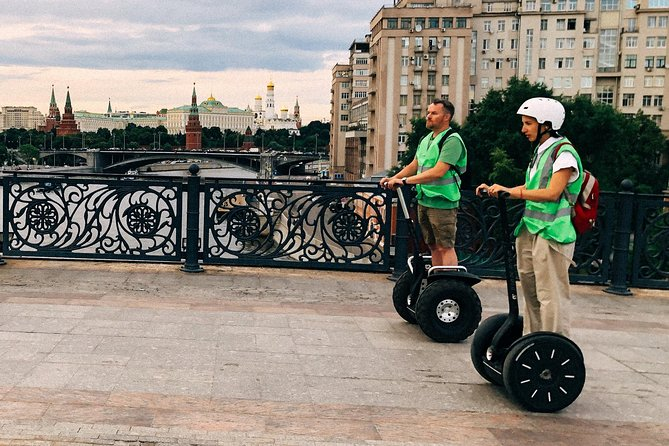 Segway around Moscow (Small Group) photo 13