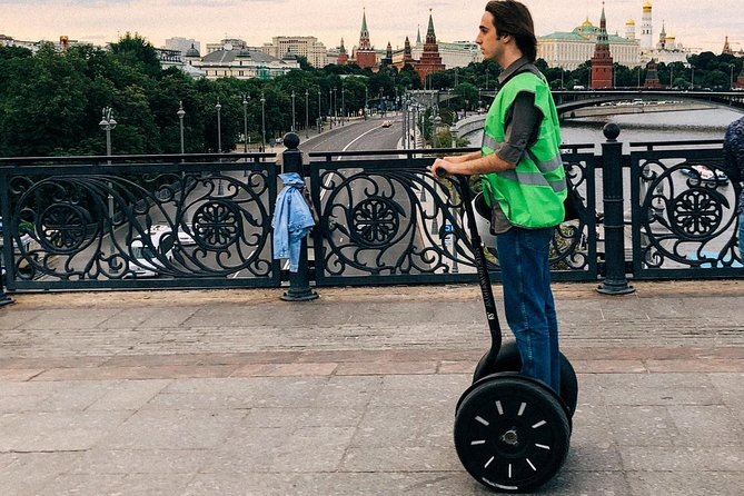 Segway around Moscow (Small Group) photo 24