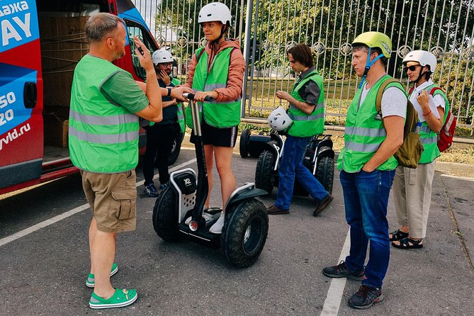 Segway around Moscow (Small Group) photo 15