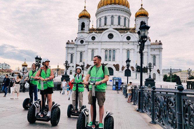 Segway around Moscow (Small Group) photo 22