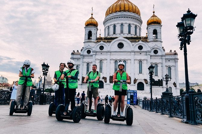 Segway around Moscow (Small Group) photo 21