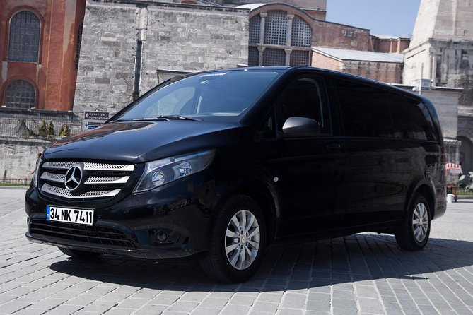 Istanbul Airport (ISL) Arrival Transfer