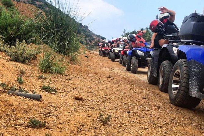 Quad Safari Halber Tag