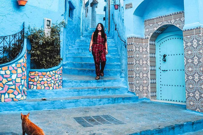 Fes to chefchaouen and akchour day trip photo 2