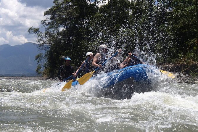 Rafting, Canopy, Night Tours In One Day