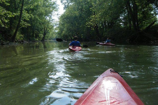 Single Person 2-Day Kayak Trip On The Blue River In Indiana