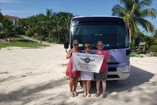 A Day at Nirvanna/Love Beach: Bus Shuttle