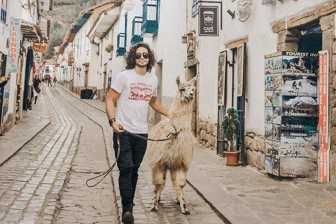 Private Cusco Walking Tour I