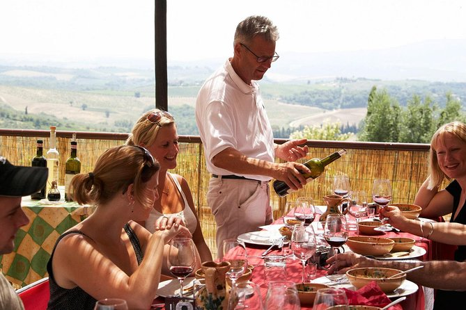 Chianti Vineyards Tours in Private Luxury Van from Florence photo 10