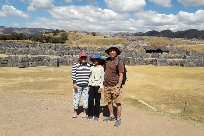 Cusco Private City Tour, Koricancha and the 4 Ruins