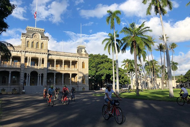 Bike Tour of Historic Honolulu photo 6