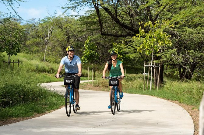 Bike Tour of Scenic Diamond Head with Optional Hike photo 7
