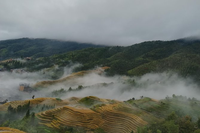 One Day Private Longshen Rice Terraces Tour Including Lunch photo 9