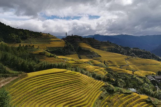 One Day Private Longshen Rice Terraces Tour Including Lunch photo 3