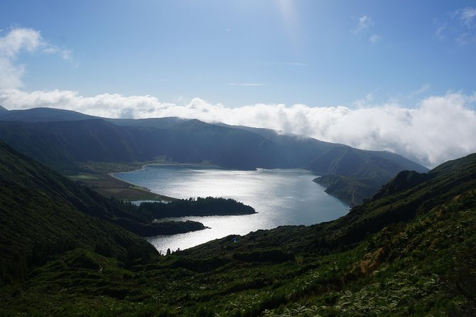 Lagoa do Fogo(central part of the island). 8hours.Price per vehicle.Private Tour