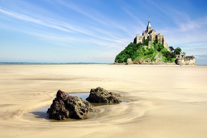 2-Day Normandy, Saint Malo and Mont St Michel Tour from Paris photo 2