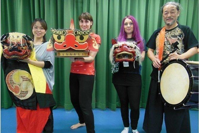 """Shishimai""- Lion Dance Experience"