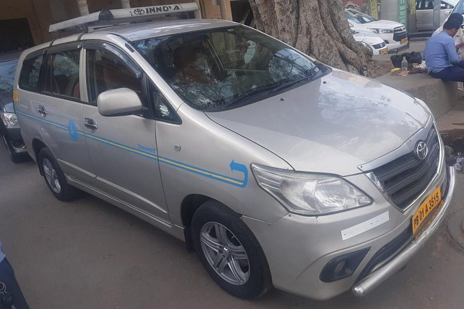Private Transfer from Jodhpur to Agra by a/c car