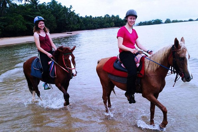 Sunset Horse Riding Tour at Ao Nam Mao Beach Krabi photo 2