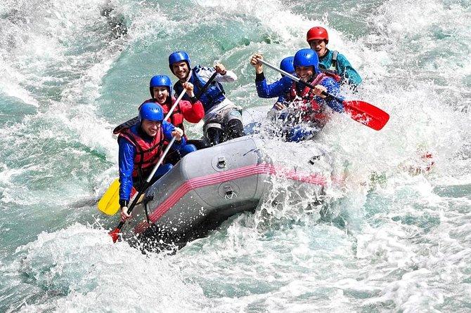 White Water Rafting Chiang Mai (Mae Taeng River) – Full Day