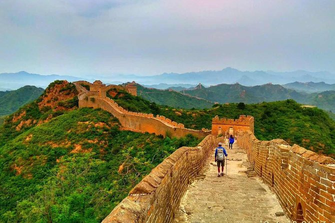 Beijing Private Layover Transfer to Badaling Great Wall