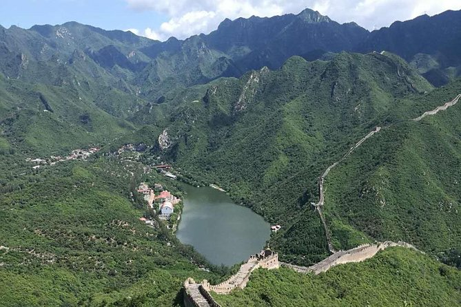 Wild Huanghuacheng Great Wall Private Half Day Tour
