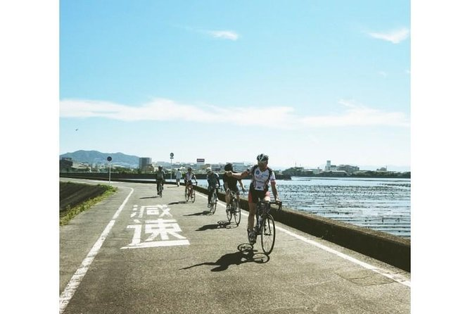Tour of Aki Province - Cycling Tour Around the Shrines in Hatsukaichi city!
