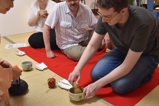 Sweet Making & Tea Ceremony @ Ibaraki photo 4