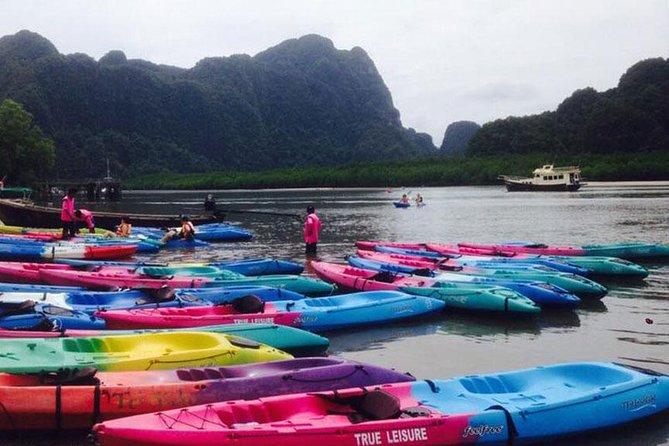 Half Day Kayaking at Ao Thalane Krabi