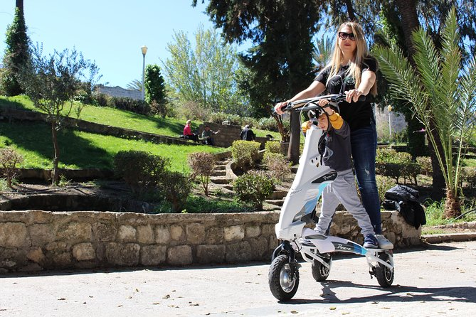 The Trikke Experience - See the Sights of the Rhodes City in 1 hour