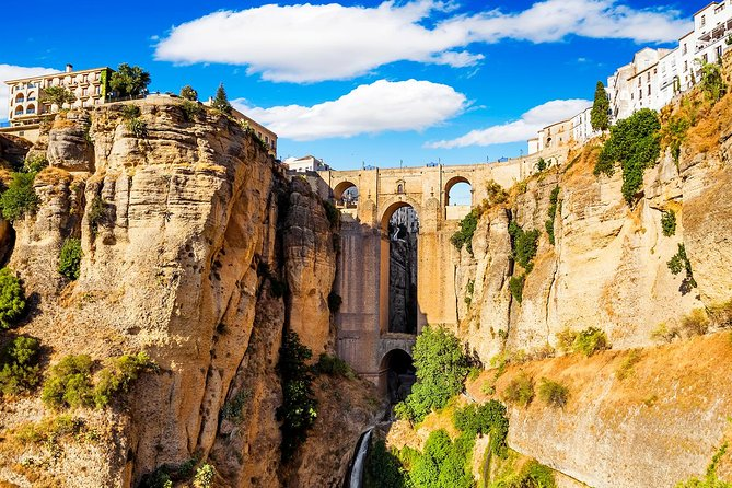 From Malaga Port: Private Tour to Ronda (cruise passengers)