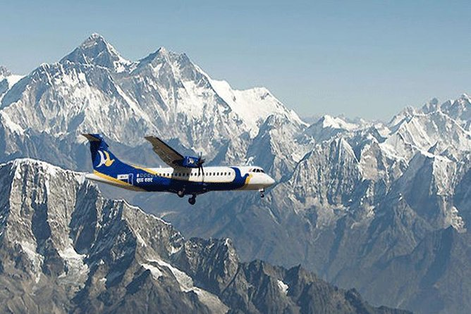 Everest Mountain Flight from Kathmandu
