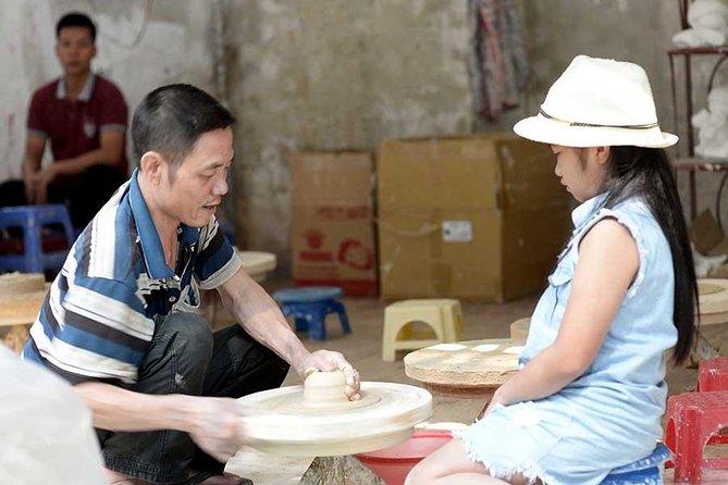 Bat Trang Ceramic Village day trip
