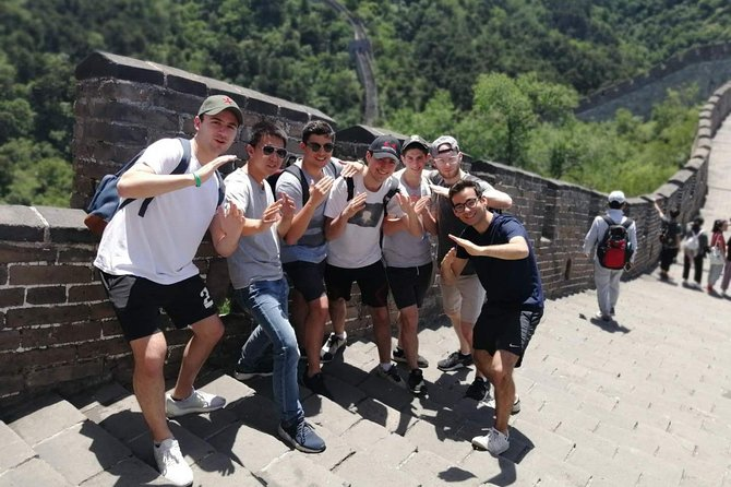 Beijing Private Layover Transfer to Jinshanling Great Wall