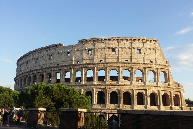 Exclusive Private Guided Tour Of Colosseum